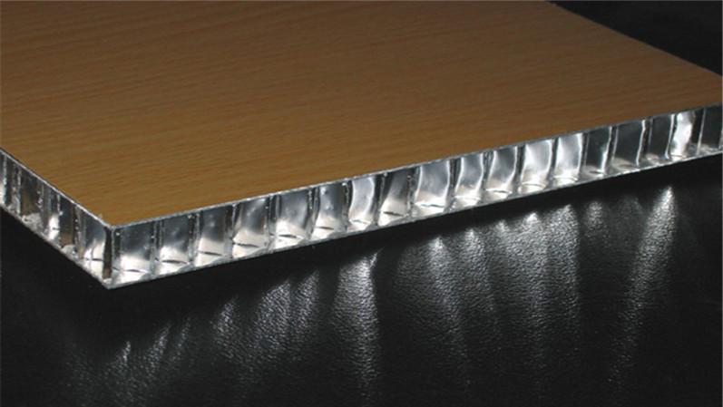木纹蜂窝铝单板
