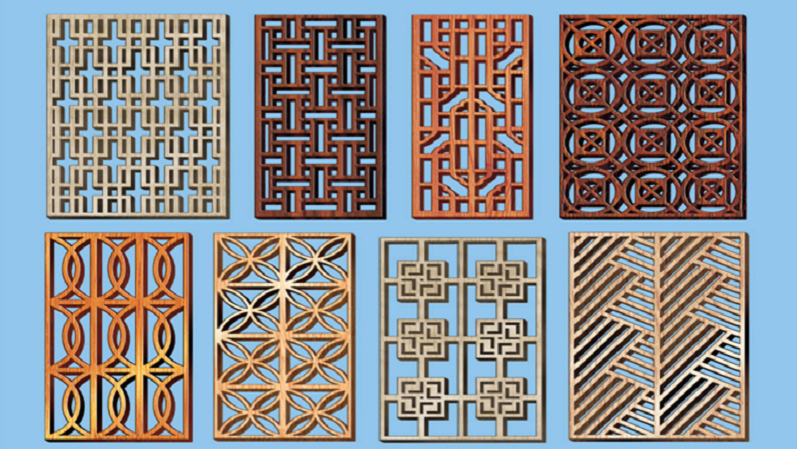 雕花铝单板定制