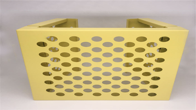 外墙空调铝合金空调罩