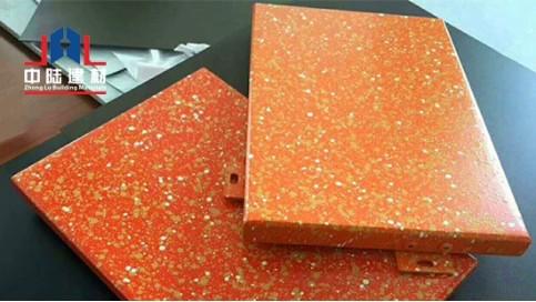 为什么石纹铝单板可以代替石材