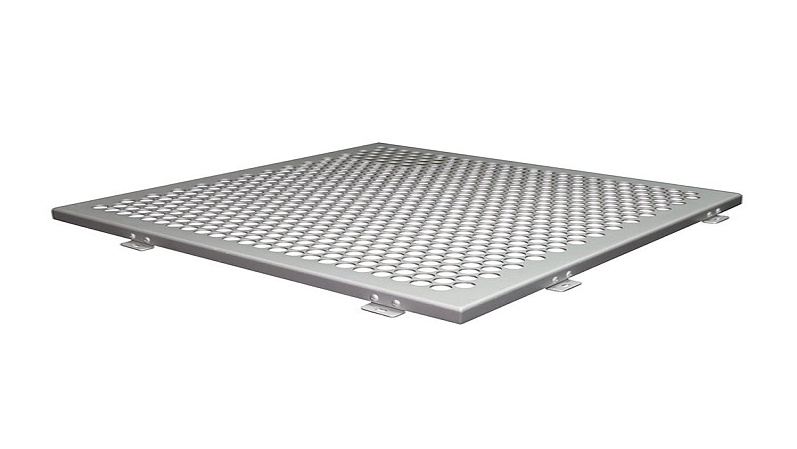 吸音穿孔铝单板