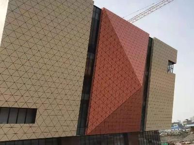 生产幕墙外墙铝单板的厂家