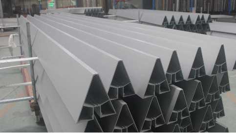 氟碳铝单板一线品牌 中陆建材