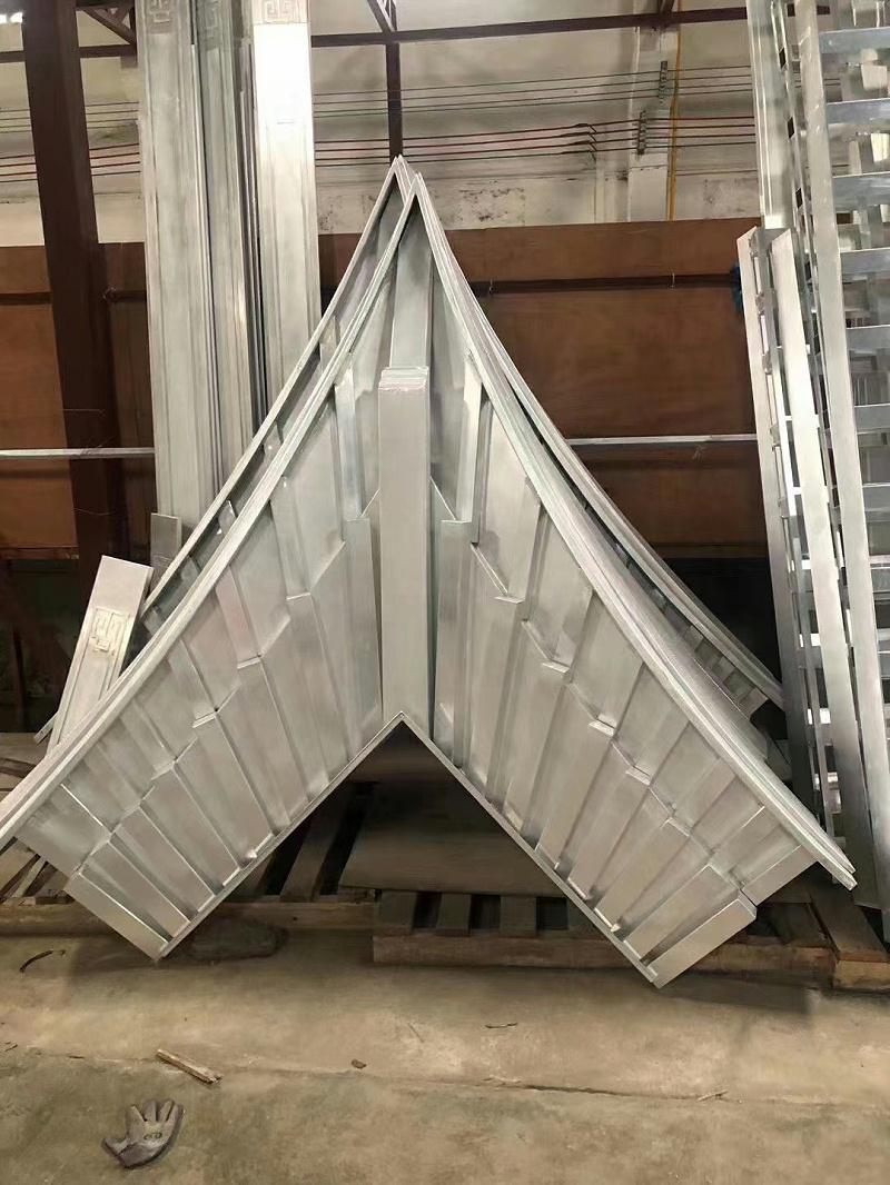 铝单板屋檐