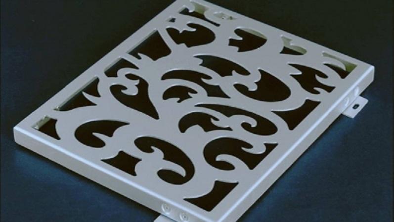 异形雕花铝单板