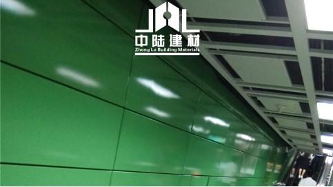 佛山地铁铝单板 包柱铝单板介绍