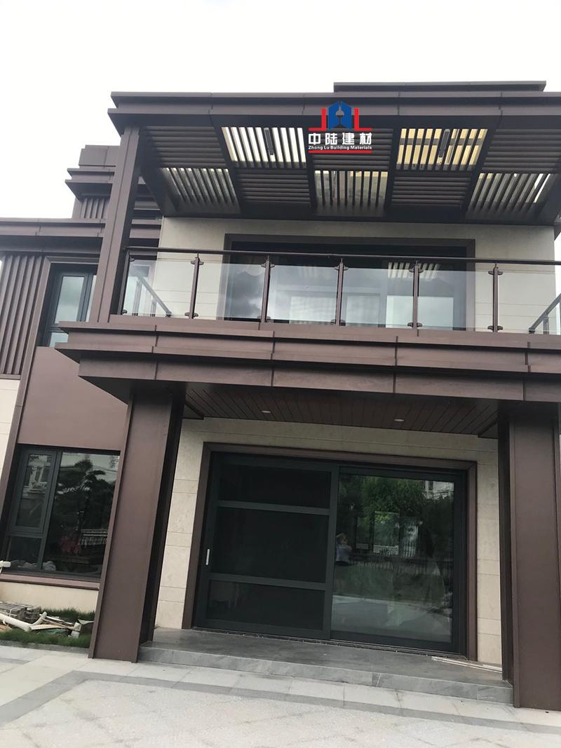 别墅铝单板