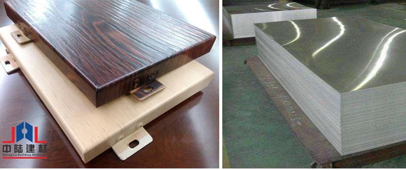 铝单板与铝板