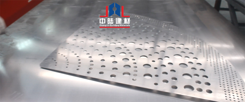穿孔铝单板