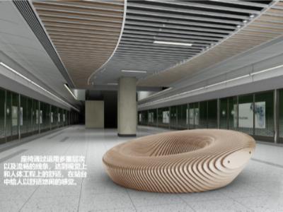 深圳地铁4条新线同时开能  带你领略不同铝单板造型之美