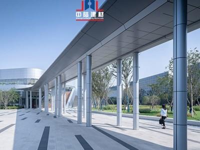医院连廊铝单板项目工程
