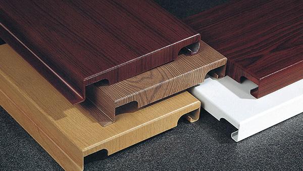 中陆建材和您分享木纹铝单板受欢迎的原因