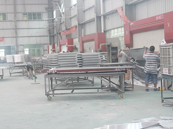 中陆建材-铝单板设备