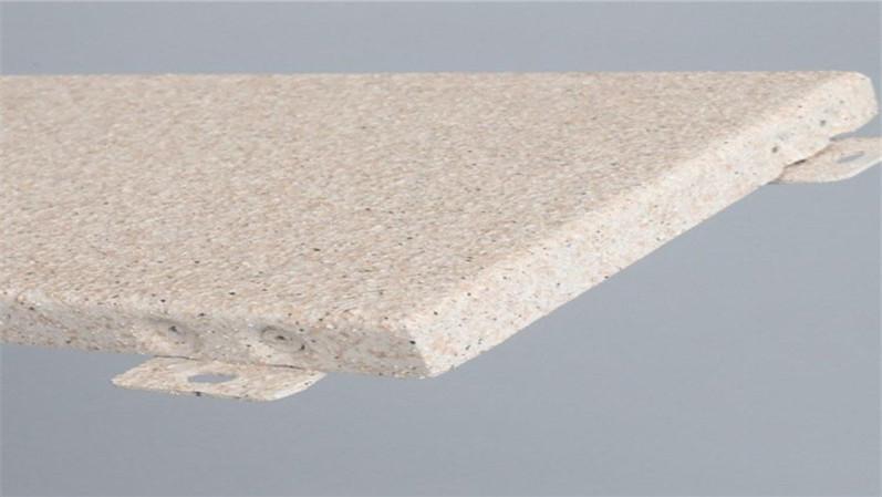 仿石材铝单板幕墙
